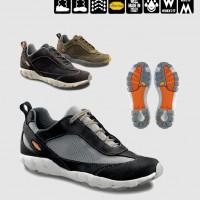 Chaussures de pont bateau Deck Shoes Lizard